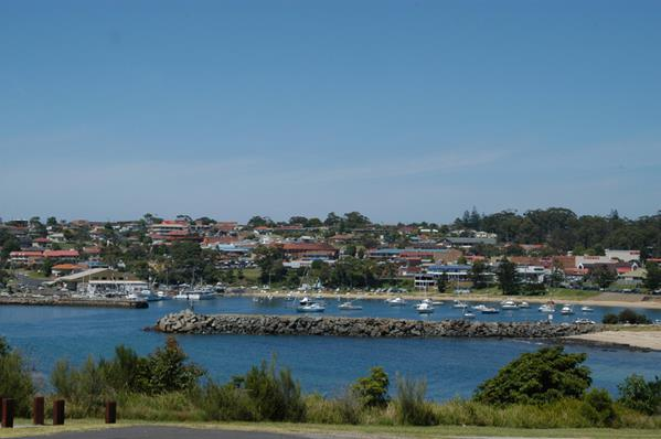 Ulladulla harbour: a great place to visit in New South Wales.  Image © Jann Tuxford-Paterson; Destination NSW. This photo sponsored by Artists Category.