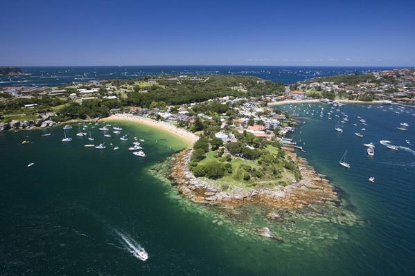 Watsons Bay Sydney Harbour: a great place to visit in New South Wales.  Image © Hamilton Lund/Destination NSW. This photo sponsored by Pool Chemicals & Supplies Category.