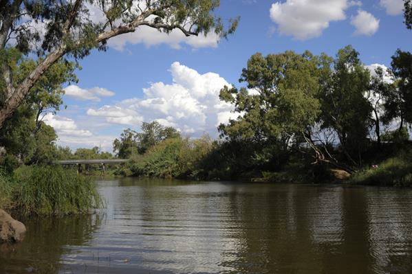 Castlereagh River: a great place to visit in New South Wales.  Image © Gecko Photographics; Destination NSW. This photo sponsored by Jewellers - Retail Category.