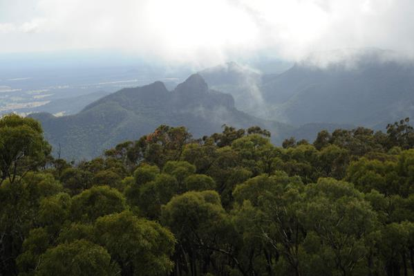 Warrumbungles, Central NSW: a great place to visit in New South Wales.  Image © Gecko Photographics; Destination NSW. This photo sponsored by Building Restoration Services and-or Supplies Category.
