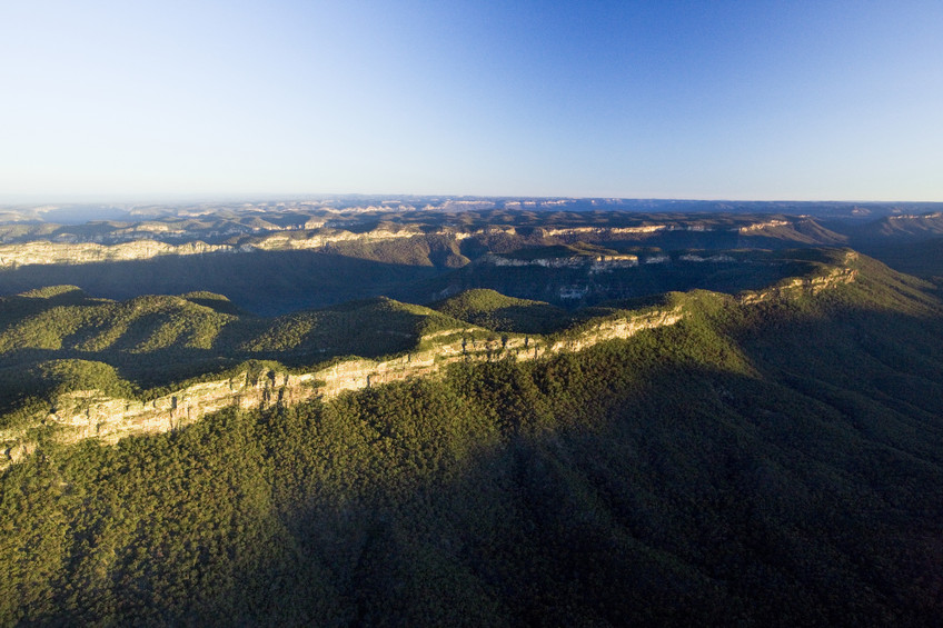 Scotts Main Range: a great place to visit in New South Wales.  Image &copy Hamilton Lund; Destination NSW. This photo sponsored by Roofing Plumbers Category.