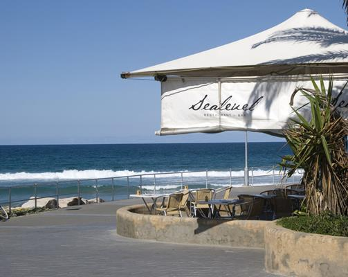 Sea Level Restaurant, Cronulla: a great place to visit in New South Wales.  Image &copy Destination NSW. This photo sponsored by Pool Chemicals & Supplies Category.