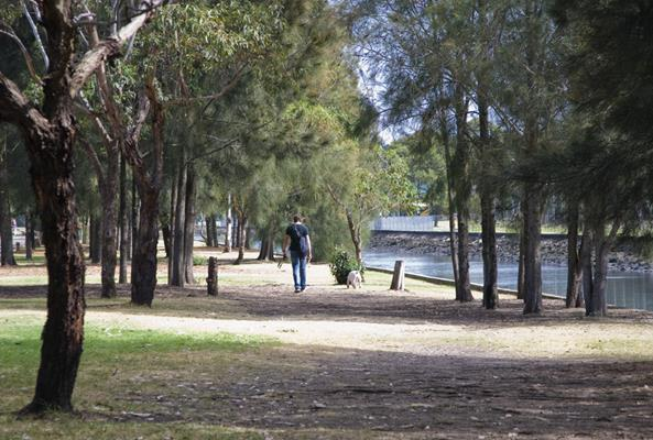 Hawthorne Canal Reserve, Leichhardt: a great place to visit in New South Wales.  Image © Destination NSW. This photo sponsored by Contractors - Residential Category.