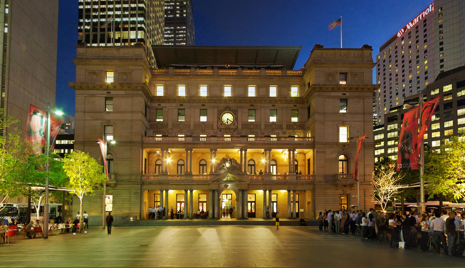 Customs House -Circular Quay: a great place to visit in New South Wales.  Image © Peter Murphy; City of Sydney. This photo sponsored by Timber - Decking Category.