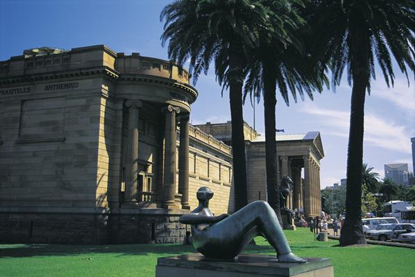 Art Gallery of NSW, Sydney Eastside: a great place to visit in New South Wales.  Image © Destination NSW. This photo sponsored by Accommodation - Apartments Category.