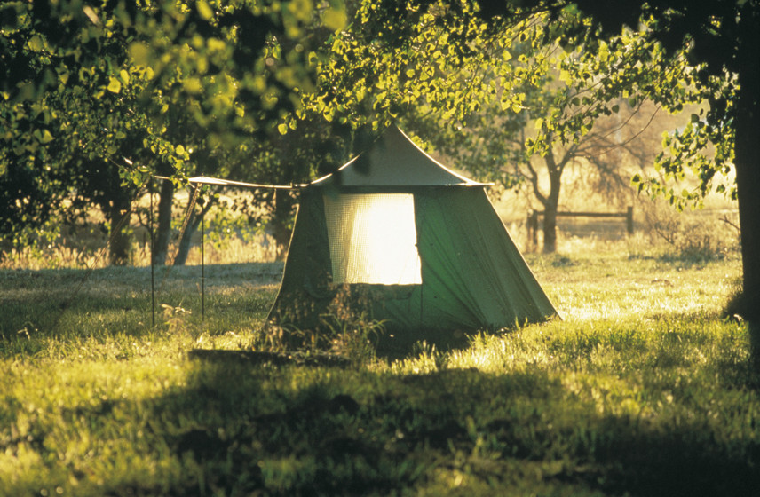 Camping in NSW: a great place to visit in New South Wales.  Image © Nick Rains; Destination NSW. This photo sponsored by Promotional Clothing Category.